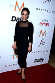 Actress Archie Panjabi attends The Daily Front Row's 1st Annual Fashion Los Angeles Awards at Sunset Tower Hotel on January 22 2015 in West Hollywood...