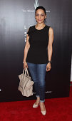Actress Archie Panjabi attends the 'Life is Amazing' Lexus Short Films Series at SVA Theater on August 6 2014 in New York City