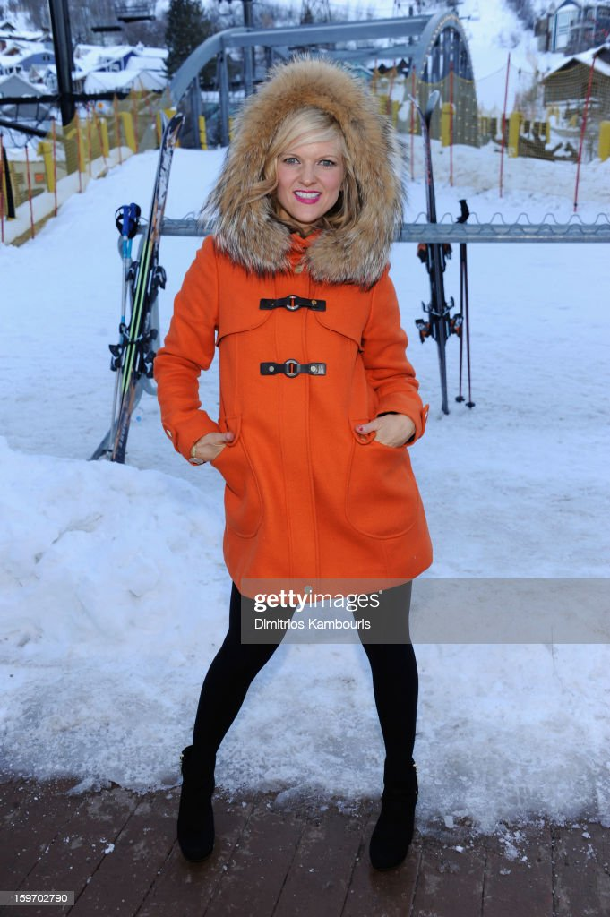 Actress Arden Myrin attends Day 1 of Village at The Lift 2013 on January 18, 2013 in Park City, Utah.
