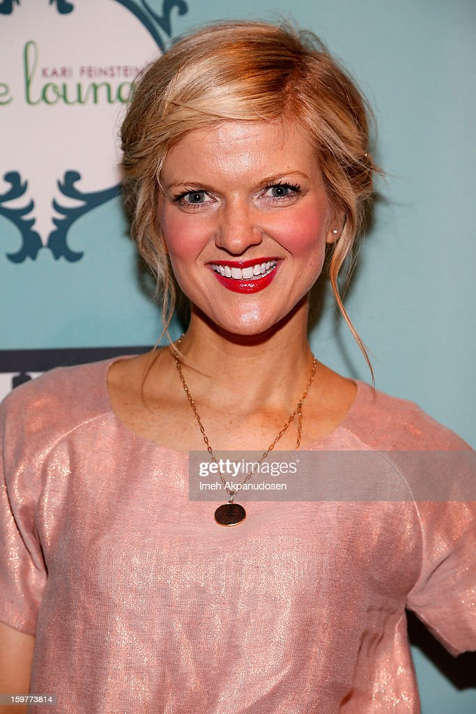 Actress Arden Myrin attends Day 2 of Kari Feinstein Style Lounge on January 19, 2013 in Park City, Utah.