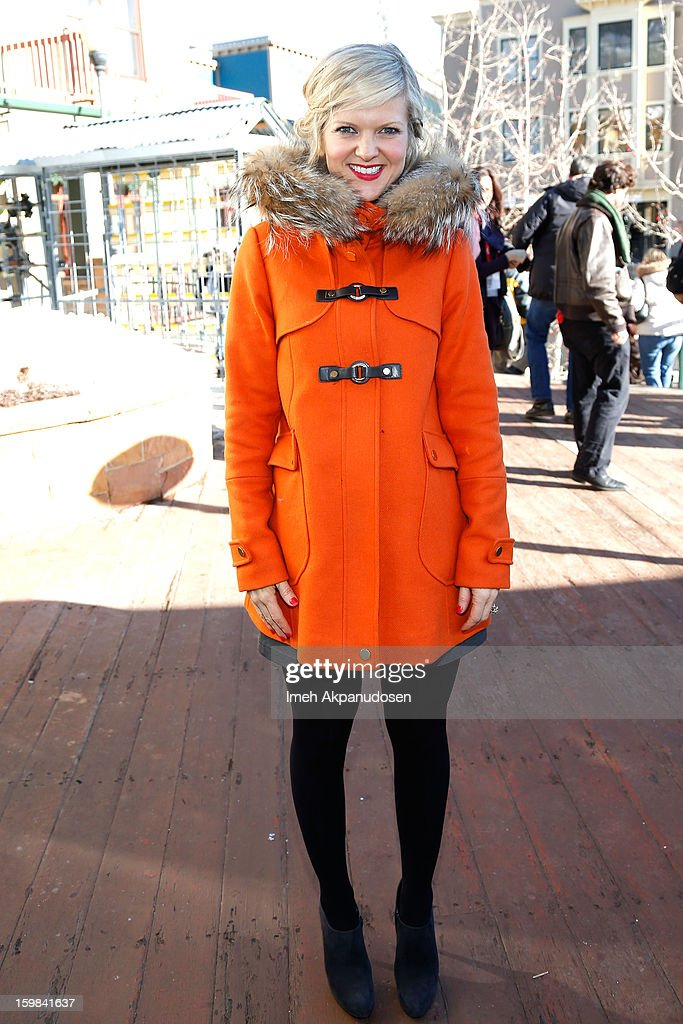 Actress Arden Myrin attends Day 4 of Village At The Lift 2013 on January 21, 2013 in Park City, Utah.