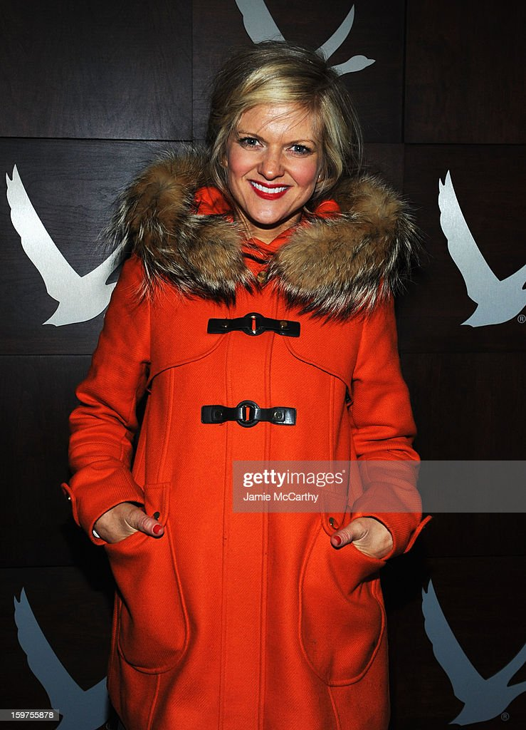 Actress Arden Myrin attends Grey Goose Blue Door Anonymous Content Party on January 19, 2013 in Park City, Utah.