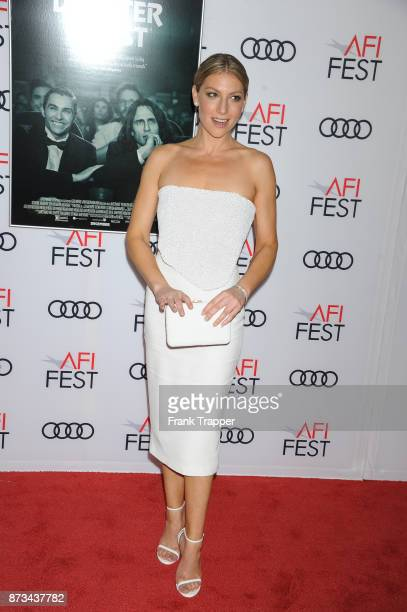 Actress Ari Graynor attends the screening of 'The Disaster Artist ' at AFI FEST 2017 presented by Audi at TCL Chinese Theatre on November 12 2017 in...