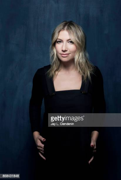 Actress Ari Graynor from the film 'The Disaster Artist' poses poses for a portrait at the 2017 Toronto International Film Festival for Los Angeles...