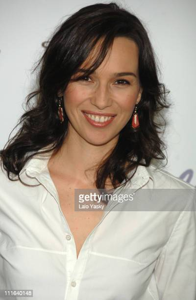Actress Ariadna Gil attends a photocall for Quiereme at the ME Hotel on October17 2007 in Madrid Spain