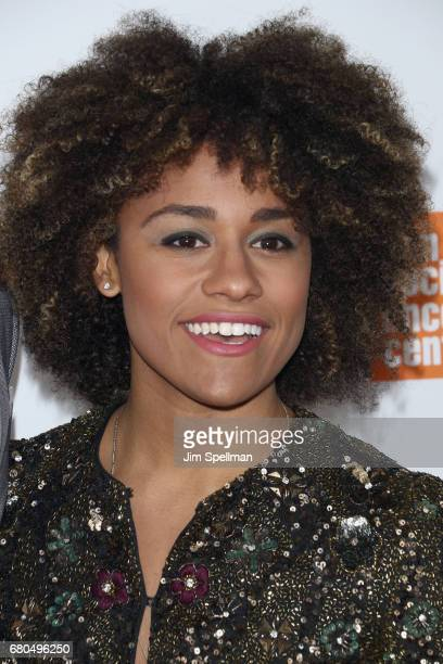 Actress Ariana DeBose attends the 44th Chaplin Award Gala at David H Koch Theater at Lincoln Center on May 8 2017 in New York City