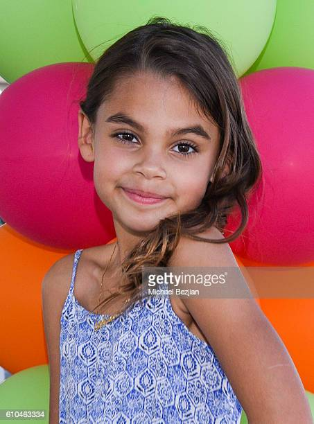 Actress Ariana Greenblatt attends the 17th Annual Mattel Party On The Pier on September 25 2016 in Santa Monica California