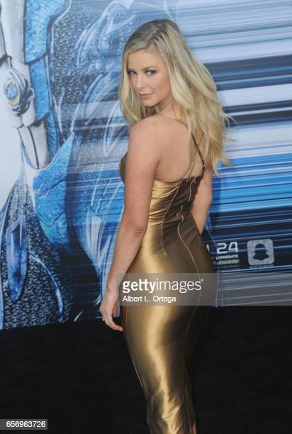 Actress Ariana Madix arrives for the Premiere Of Lionsgate's 'Power Rangers' held on March 22 2017 in Westwood California