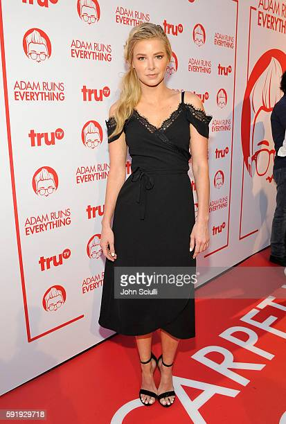 "Actress Ariana Madix attends truTV's ""Adam Ruins Everything"" Premiere Screening Event on August 18 at The Redbury Hotel on August 18 2016 in..."