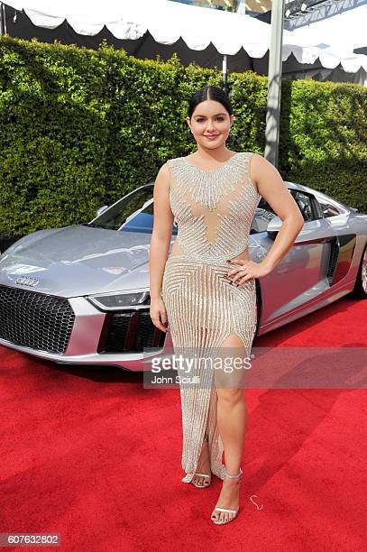 Actress Ariel Winter and Audi at The 68th Emmy Awards on September 18 2016 in Los Angeles California