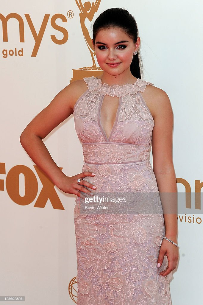 Actress Ariel Winter arrives at the 63rd Annual Primetime Emmy Awards held at Nokia Theatre L.A. LIVE on September 18, 2011 in Los Angeles, California.