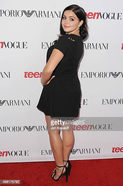 Actress Ariel Winter arrives at the Teen Vogue Young Hollywood Party on September 26 2014 in Los Angeles California