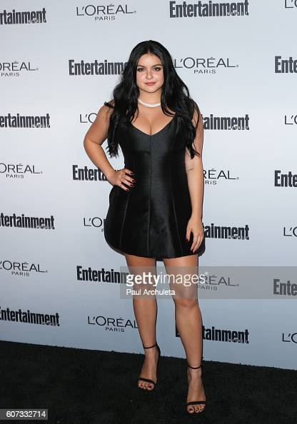 Actress Ariel Winter attends Entertainment Weekly's 2016 PreEmmy party at Nightingale Plaza on September 16 2016 in Los Angeles California