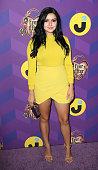 Actress Ariel Winter attends Just Jared's Way to Wonderland presented by Ever After High at Greystone Manor Supperclub on August 27 2015 in West...