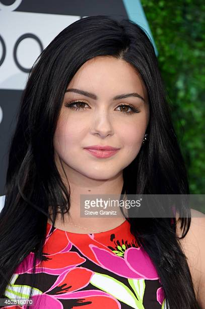 Actress Ariel Winter attends the 2014 Young Hollywood Awards held at The Wiltern on July 27 2014 in Los Angeles California