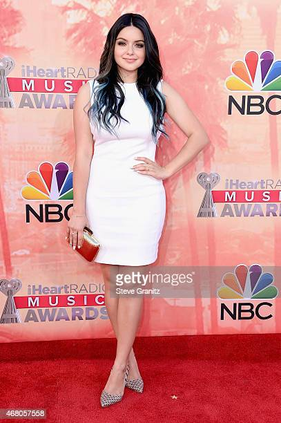 Actress Ariel Winter attends the 2015 iHeartRadio Music Awards which broadcasted live on NBC from The Shrine Auditorium on March 29 2015 in Los...