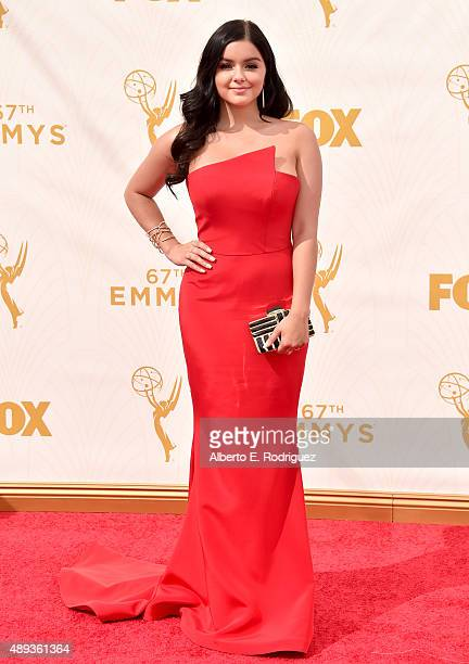 Actress Ariel Winter attends the 67th Emmy Awards at Microsoft Theater on September 20 2015 in Los Angeles California 25720_001