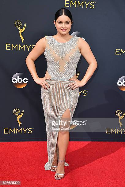 Actress Ariel Winter attends the 68th Annual Primetime Emmy Awards at Microsoft Theater on September 18 2016 in Los Angeles California