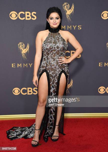 Actress Ariel Winter attends the 69th Annual Primetime Emmy Awards at Microsoft Theater on September 17 2017 in Los Angeles California