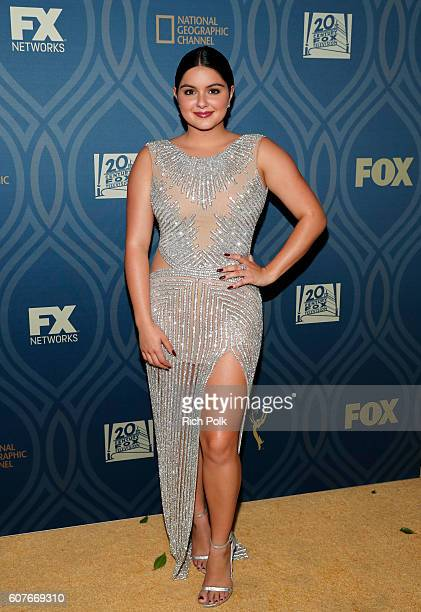 Actress Ariel Winter attends the FOX Broadcasting Company FX National Geographic And Twentieth Century Fox Television's 68th Primetime Emmy Awards...