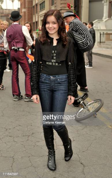 Actress Ariel Winter attends Variety's 3rd annual 'Power of Youth' event held at Paramount Studios on December 5 2009 in Los Angeles California