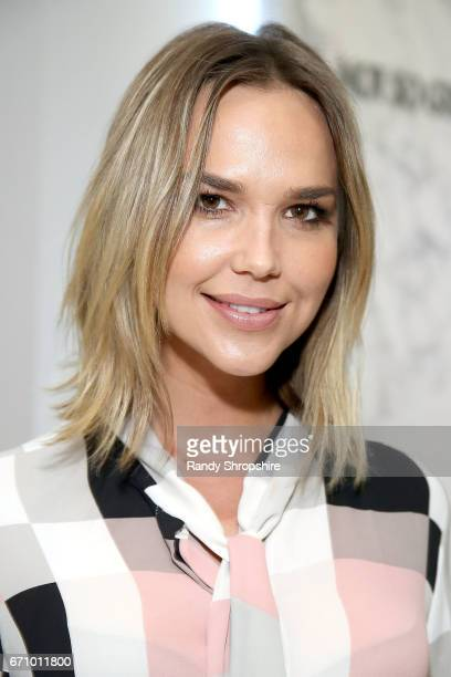 Actress Arielle Kebbel attends Not So General Presents 'Transmutation' an inaugural show and the debut of new Terrazzo Work by Carly Jo Morgan on...