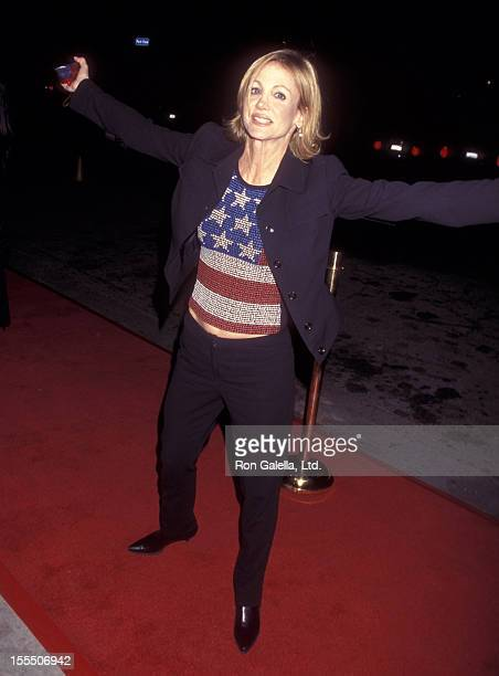 Actress Arleen Sorkin attends the Harry Potter and the Sorcerer's Stone Westwood Premiere on November 14 2001 at Mann Village Theatre in Westwood...