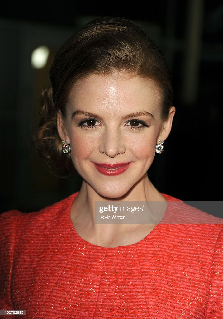 Actress Ashley Bell arrives to the premiere of FilmDistricts's 'Dead Man Down' at ArcLight Hollywood on February 26, 2013 in Hollywood, California.