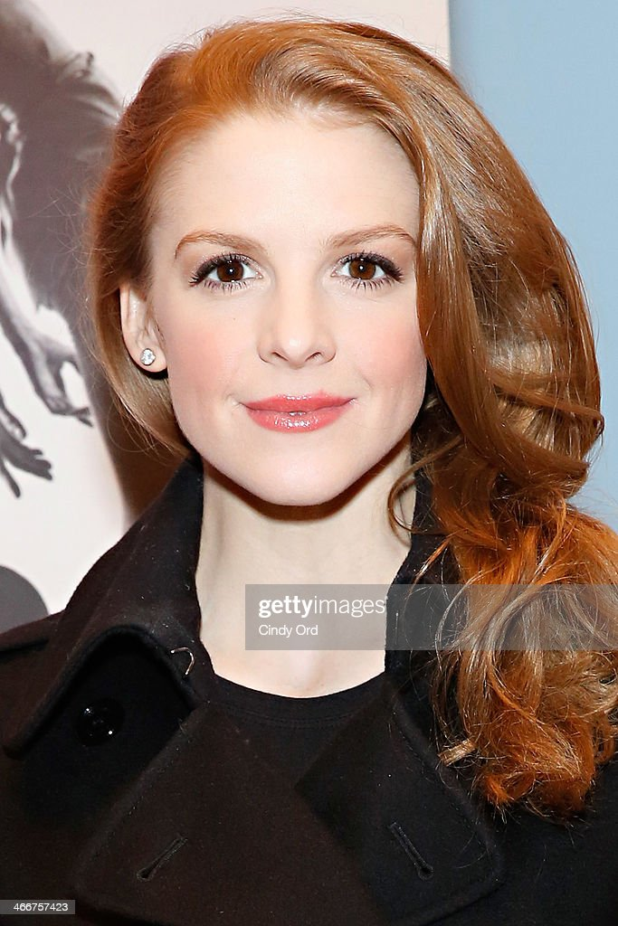 Actress Ashley Bell attends 'Afternoon Of A Faun' screening on February 3, 2014 in New York City.