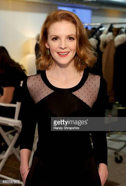 Actress Ashley Bell attends ATT At The Lift during the 2017 Sundance Film Festival on January 20 2017 in Park City Utah