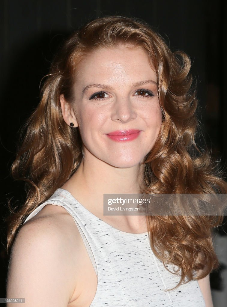 Actress <a gi-track='captionPersonalityLinkClicked' href=/galleries/search?phrase=Ashley+Bell+-+Actress&family=editorial&specificpeople=3090917 ng-click='$event.stopPropagation()'>Ashley Bell</a> attends the Groundlings 40th Anniversary Gala at Hyde Lounge on June 1, 2014 in West Hollywood, California.