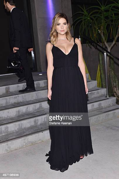 Actress Ashley Benson attends the 2015 Baby2Baby Gala presented by MarulaOil Kayne Capital Advisors Foundation honoring Kerry Washington at 3LABS on...