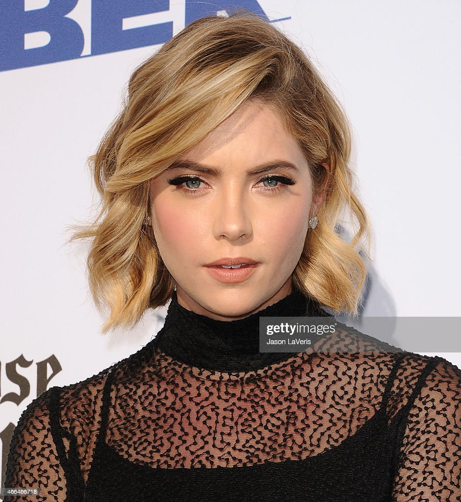 Actress Ashley Benson attends the Comedy Central Roast Of Justin Bieber on March 14 2015 in Los Angeles California