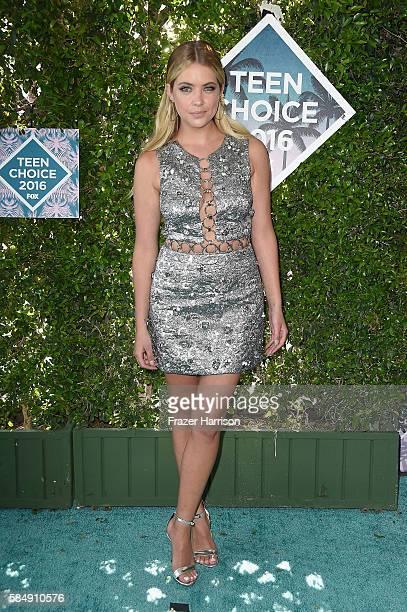 Actress Ashley Benson attends the Teen Choice Awards 2016 at The Forum on July 31 2016 in Inglewood California