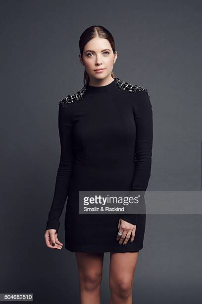 Actress Ashley Benson poses for a portrait at the 2016 People's Choice Awards at the Microsoft Theater on January 6 2016 in Los Angeles California