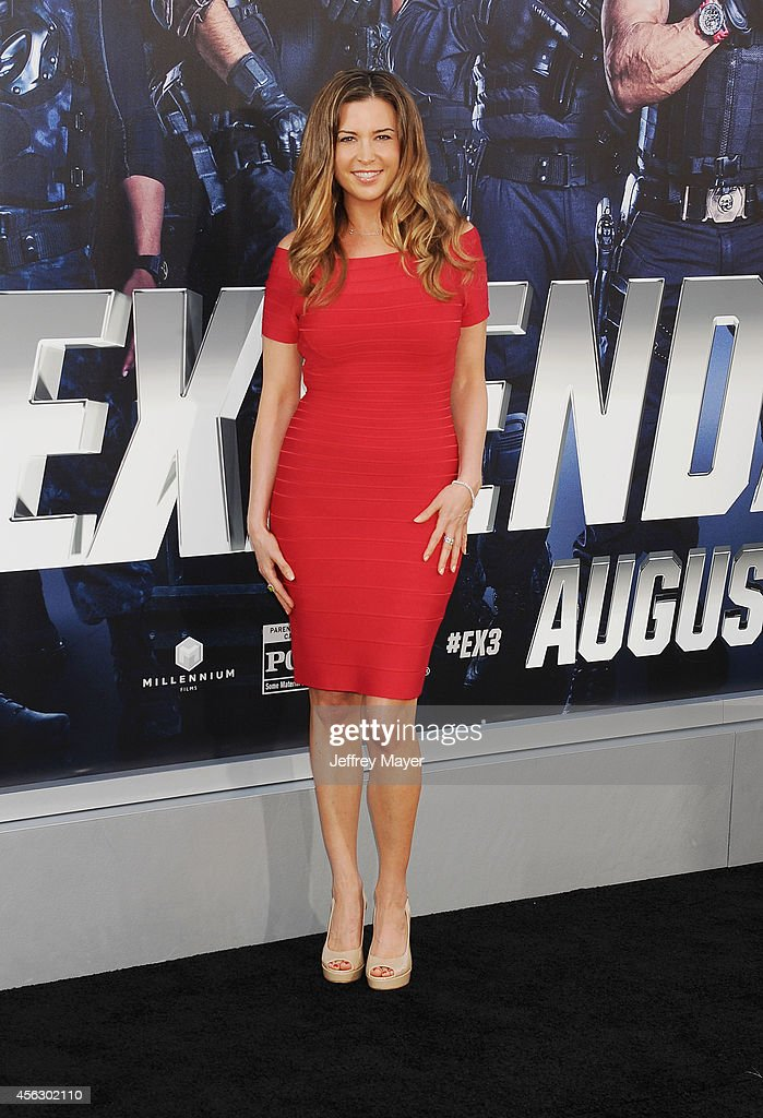 Actress Ashley Cusato arrives at the 'Sin City: A Dame To Kill For' - Los Angeles Premiere at TCL Chinese Theatre on August 19, 2014 in Hollywood, California.