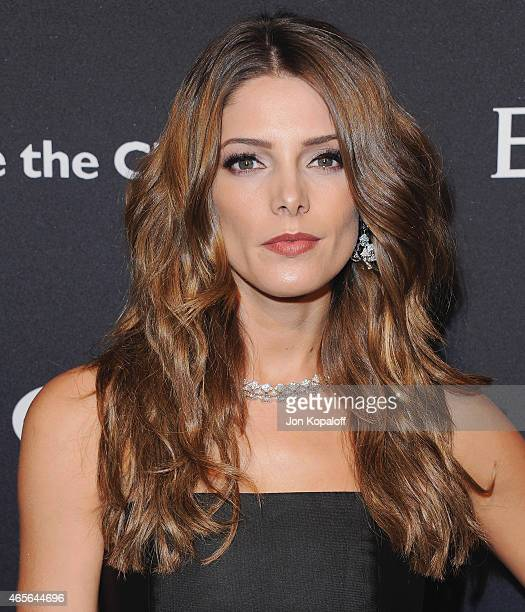 Actress Ashley Greene arrives at BVLGARI And Save The Children STOP THINK GIVE PreOscar Event at Spago on February 17 2015 in Beverly Hills California