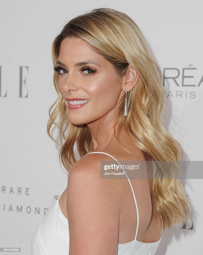 Actress Ashley Greene arrives at ELLE's 24th Annual Women in Hollywood Celebration at Four Seasons Hotel Los Angeles at Beverly Hills on October 16, 2017 in Los Angeles, California.