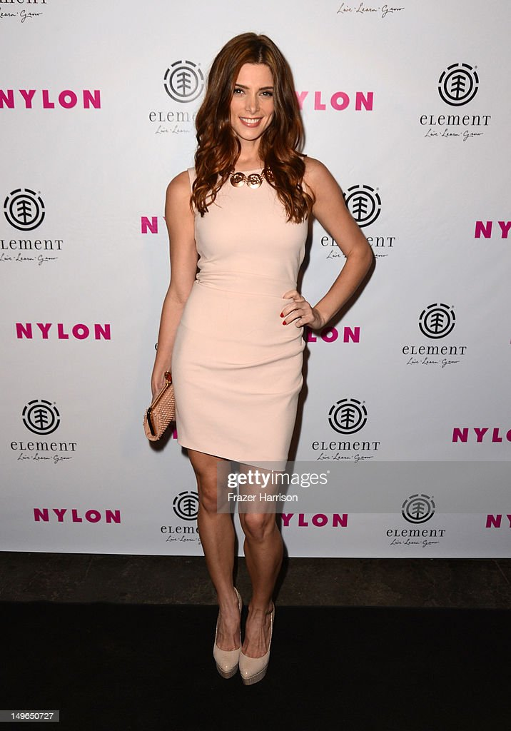 NYLON Magazine August Issue Launch Party Hosted By Ashley Greene