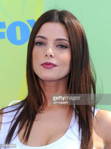Actress Ashley Greene arrives at the 2011 Teen Choice Awards held at Gibson Amphitheatre on August 7 2011 in Universal City California