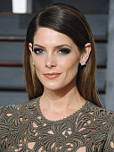 Actress Ashley Greene arrives at the 2015 Vanity Fair Oscar Party Hosted By Graydon Carter at Wallis Annenberg Center for the Performing Arts on...