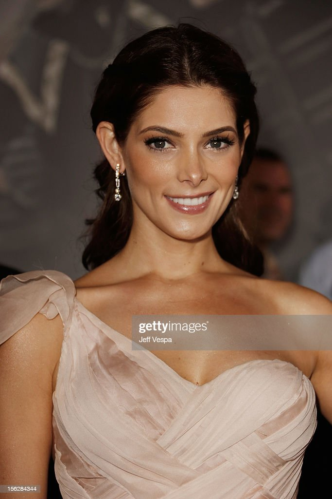 Actress Ashley Greene arrives at 'The Twilight Saga: Breaking Dawn - Part 2' Los Angeles premiere at Nokia Theatre L.A. Live on November 12, 2012 in Los Angeles, California.