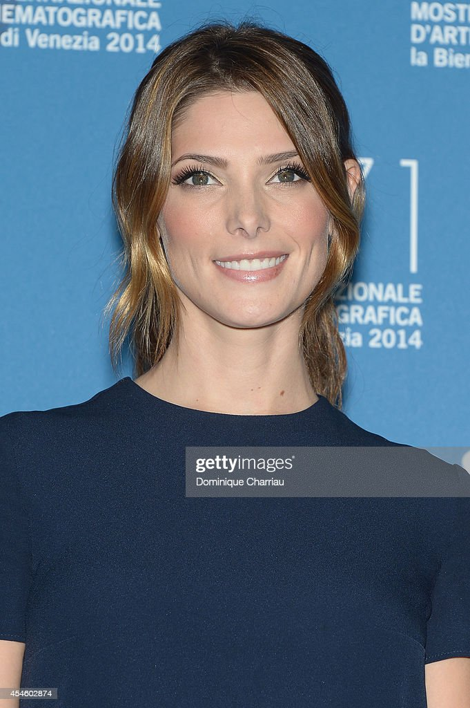 Actress Ashley Greene attends 'Burying The Ex' Photocall during the 71st Venice Film Festival at Palazzo Del Cinema on September 4 2014 in Venice...