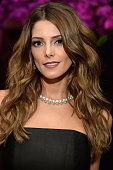 Actress Ashley Greene attends BVLGARI and Save The Children STOP THINK GIVE PreOscar Event at Spago on February 17 2015 in Beverly Hills California