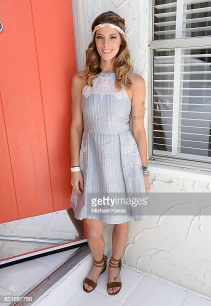 Actress Ashley Greene attends POPSUGAR and the Council of Fashion Designers of America brunch with designer Jonathan Simkhai at the Cabana Club on...