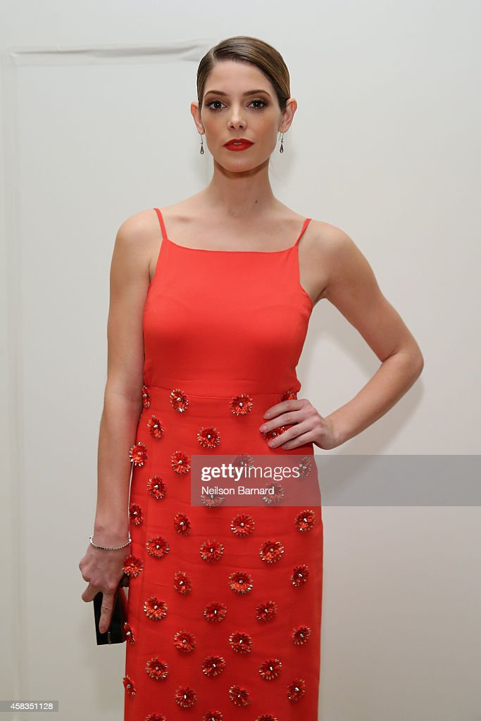 Actress Ashley Greene attends the 11th annual CFDA/Vogue Fashion Fund Awards at Spring Studios on November 3 2014 in New York City