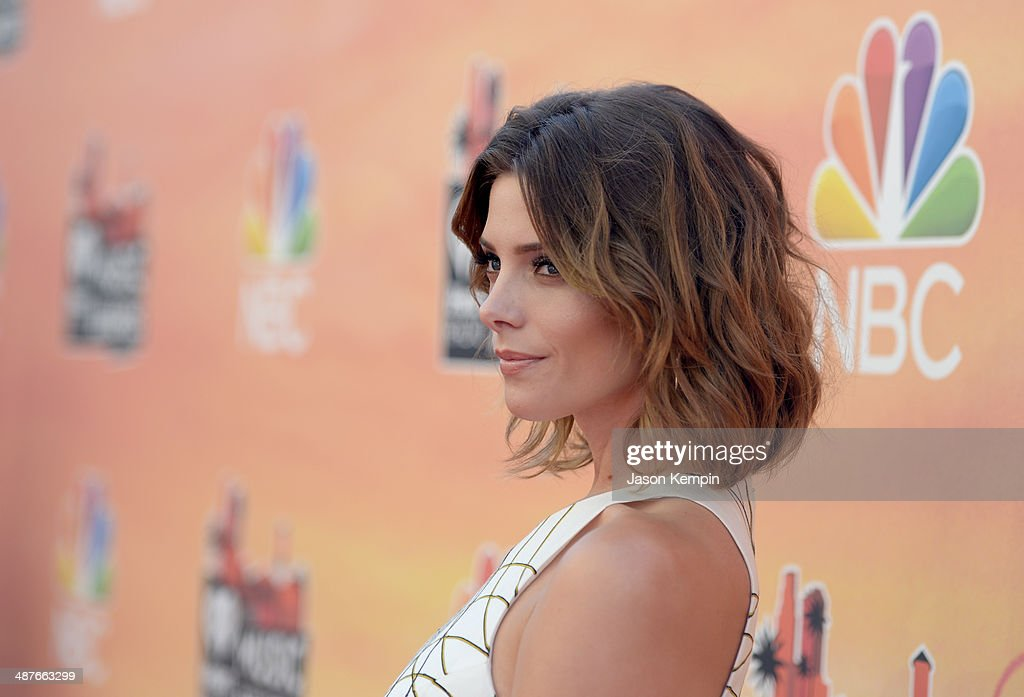 Actress Ashley Greene attends the 2014 iHeartRadio Music Awards held at The Shrine Auditorium on May 1, 2014 in Los Angeles, California. iHeartRadio Music Awards are being broadcast live on NBC.