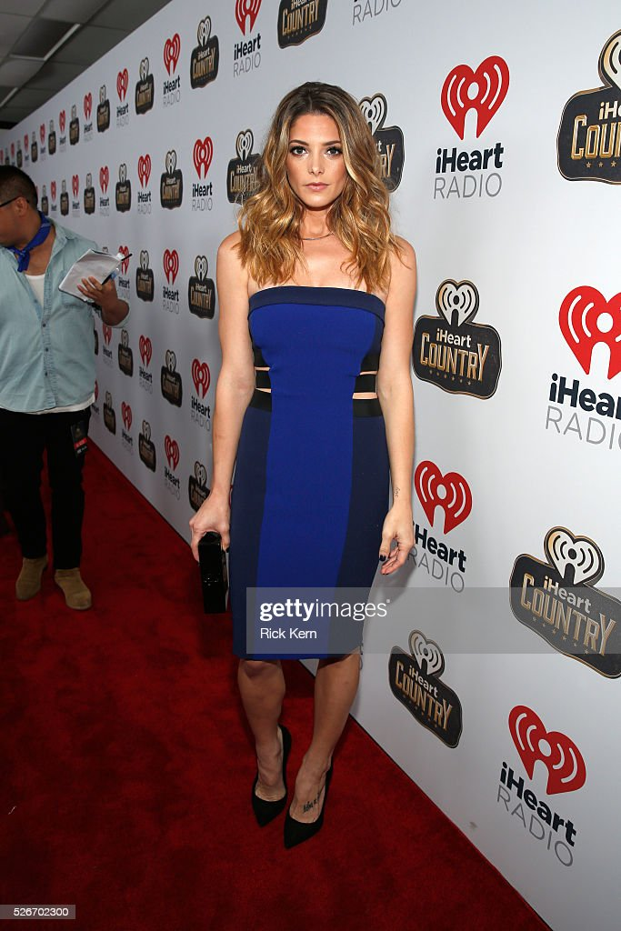 Actress Ashley Greene attends the 2016 iHeartCountry Festival at The Frank Erwin Center on April 30, 2016 in Austin, Texas.