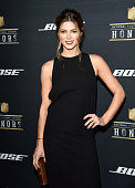 Actress Ashley Greene attends the 5th Annual NFL Honors at Bill Graham Civic Auditorium on February 6 2016 in San Francisco California