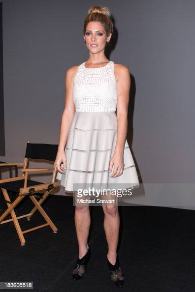 Actress Ashley Greene attends the Apple Store Soho Presents Meet The Actor Ashley Greene 'CBGB' at Apple Store Soho on October 7 2013 in New York City